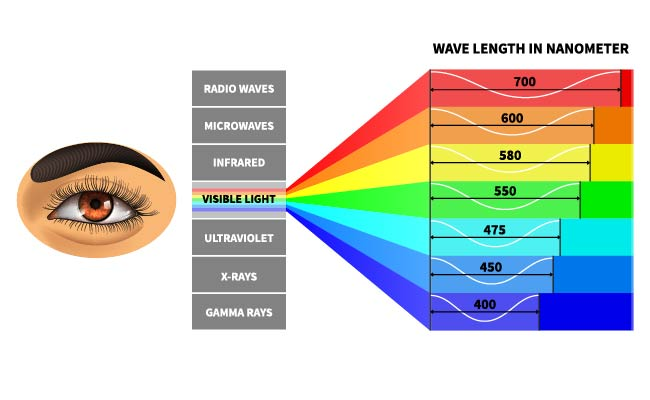 Optical Density in the context of Wavelength